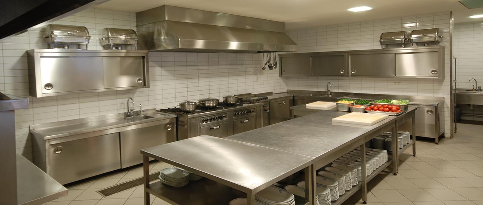 Cozinhas Profissionais